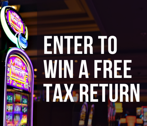 Enter to win a free business tax return from Simple Startup.